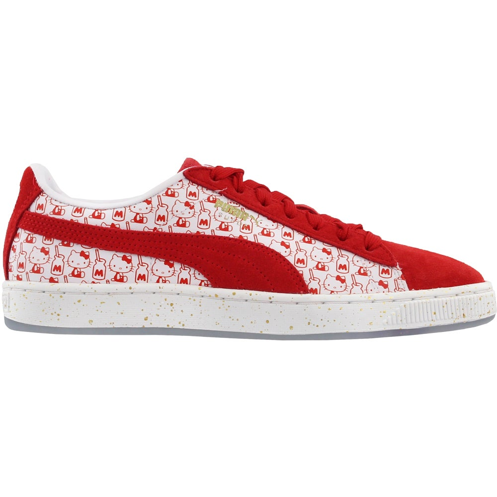 PUMA Wmn Suede Classic X Hello Kitty Red