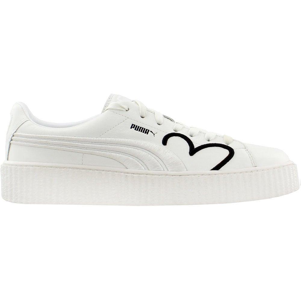 e8d724bbbf3 Details about Puma x Fenty Clara Lionel Creeper Sneakers White - Mens -  Size 14 D