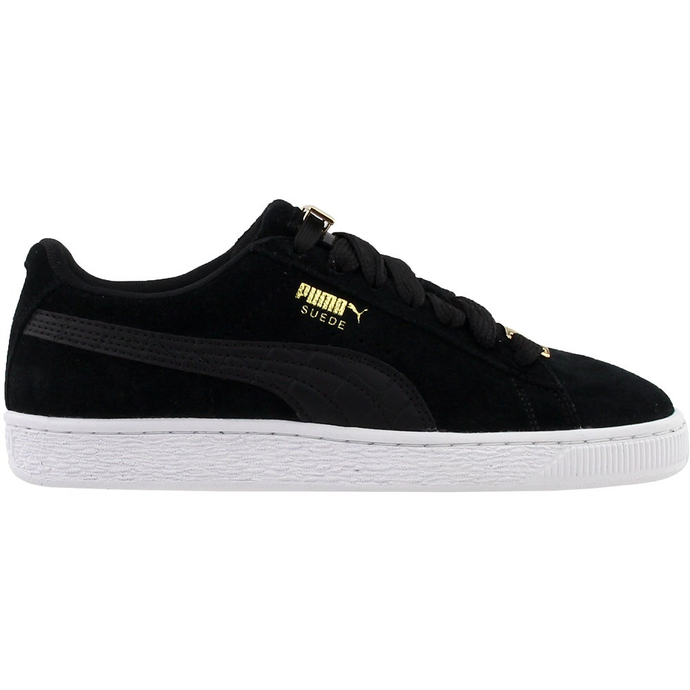 8f08b10998635 Details about Puma Suede Classic B-Boy Fabulous Junior - Black - Boys