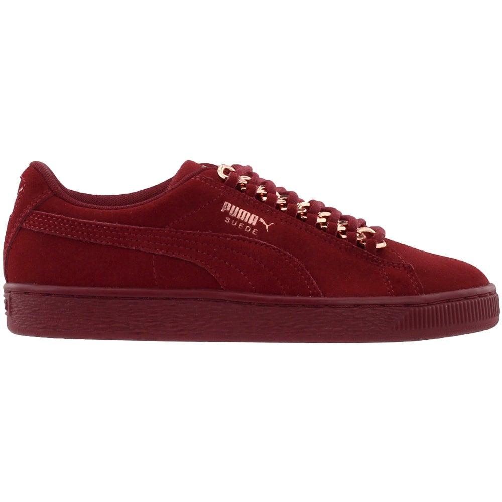 maroon womens sneakers