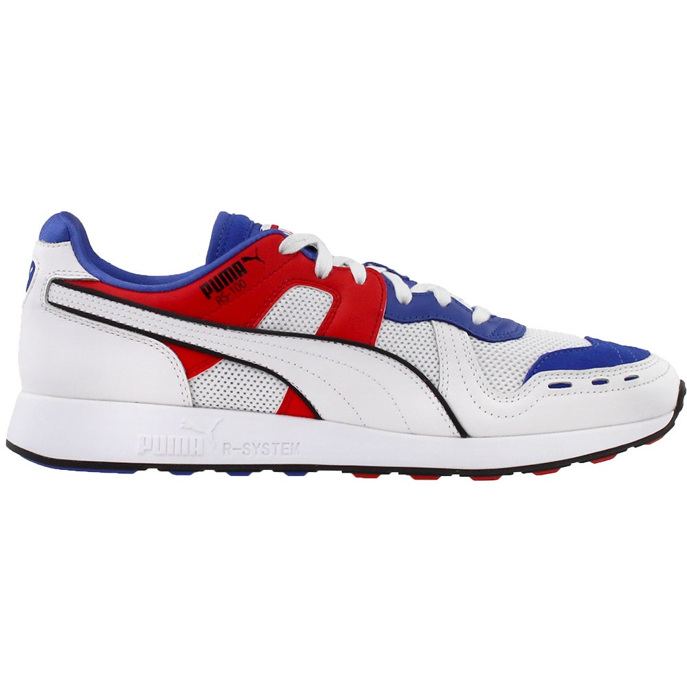 a4bcc42eaf4 Details about Puma RS-100 Sound - Blue;White - Mens