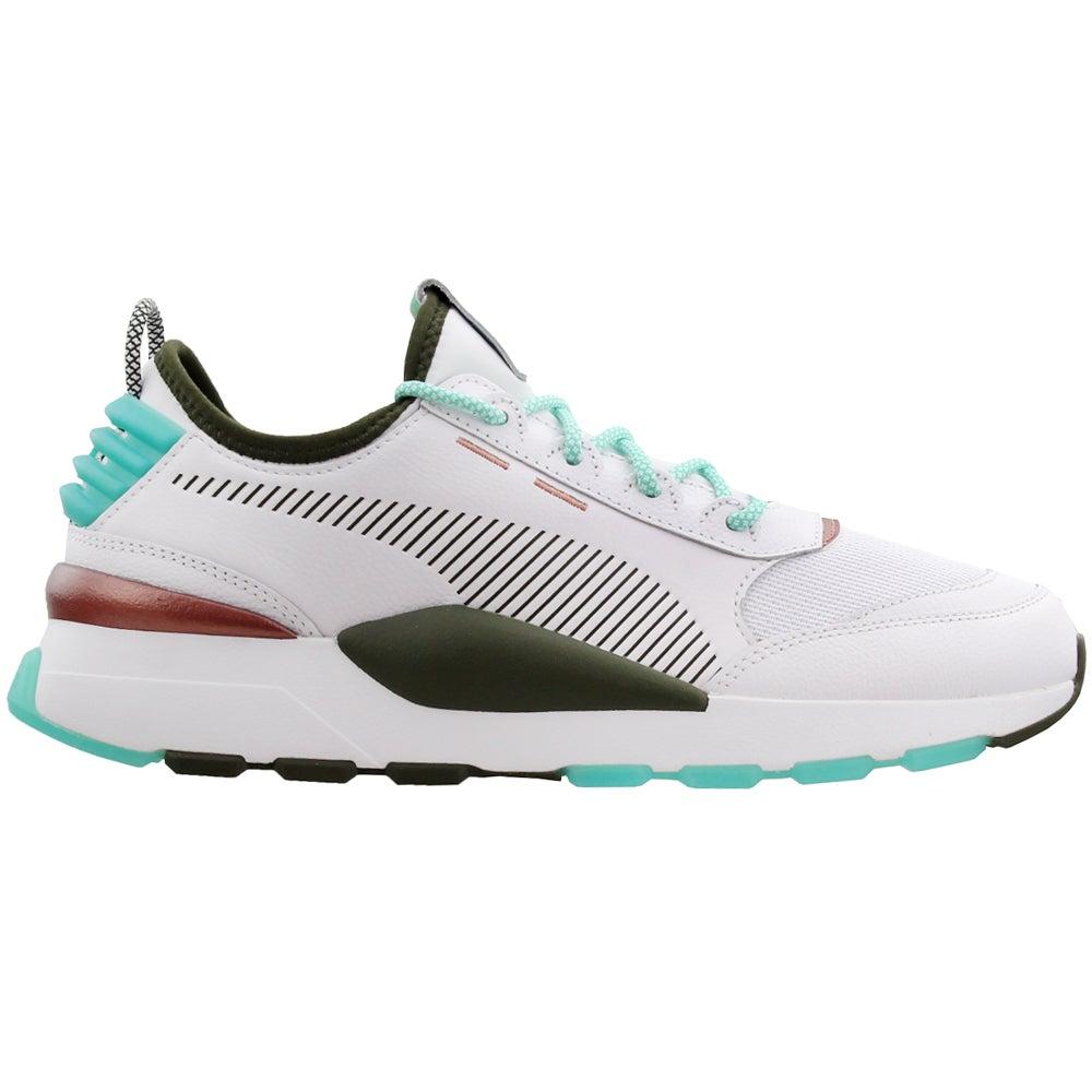 Puma RS 0 x Emory Jones White Mens Slip On Sneakers
