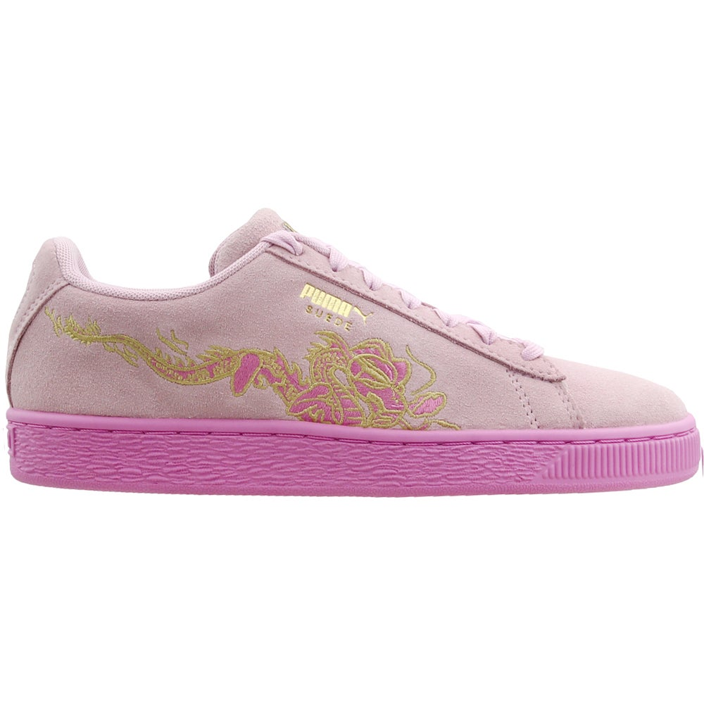 Puma vikky junior Sneakers Casual Pink Girls