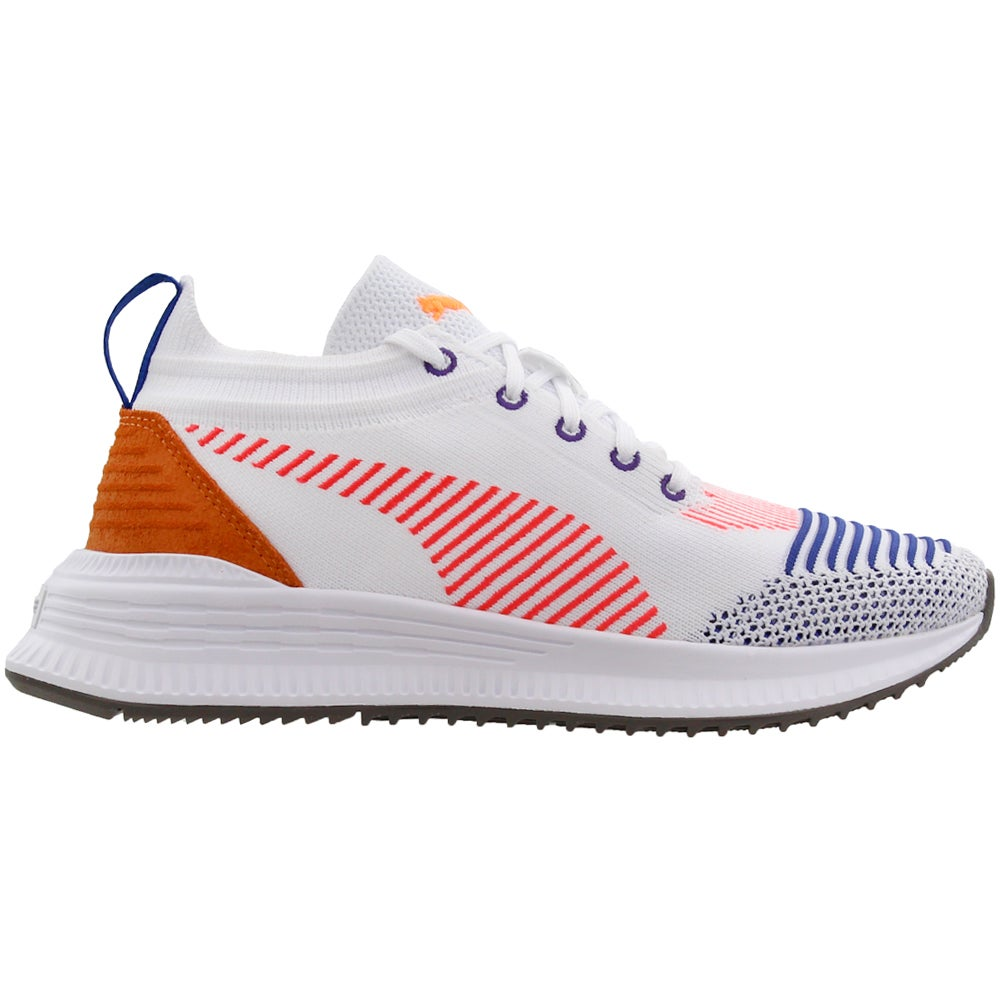 Puma Avid Nu Knit Lace Up Sneakers