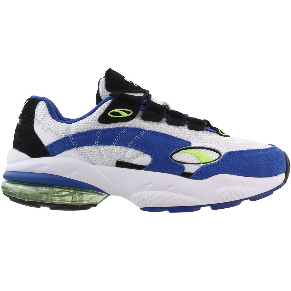 Puma Cell Venom Lace Up Sneakers White