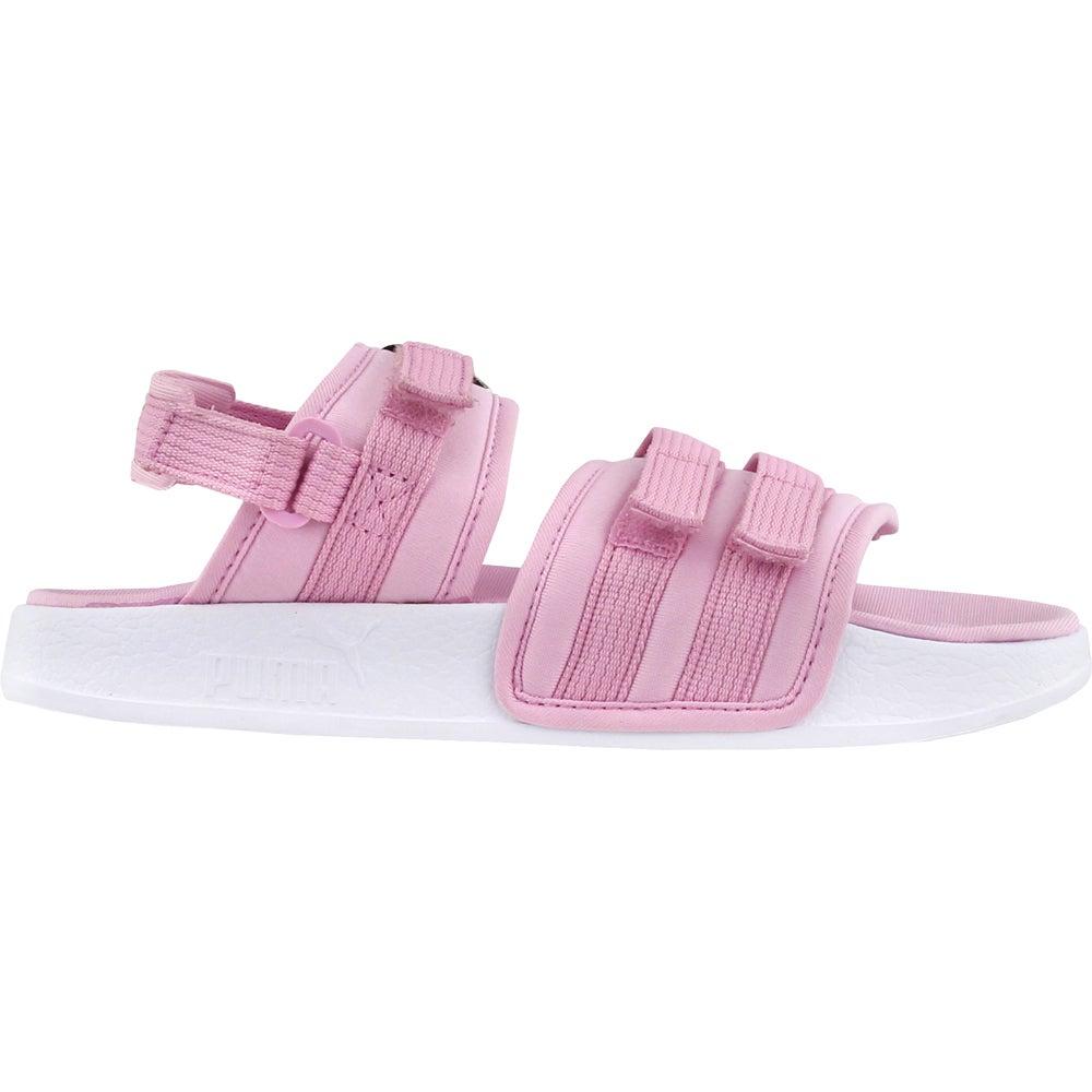 Puma Bao 3 AC Preschool Sneakers Casual Pink Girls