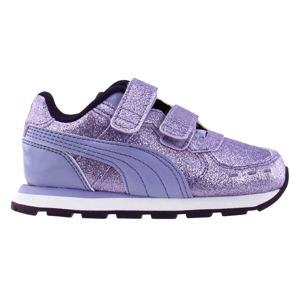 Puma Basket Classic 3D FS PreSchool Sneakers Casual   Sneakers Purple Girls