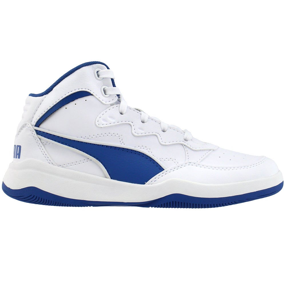 RB Playoff SL Lace Up Sneakers (Little Kid)