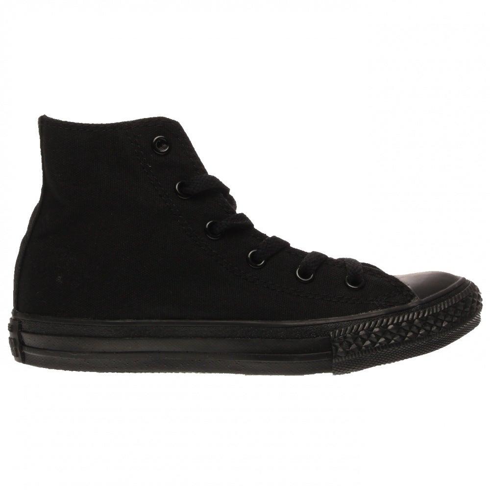 f2b4e61f35092b Details about Converse Chuck Taylor All Star Hi Sneakers Black - Kids
