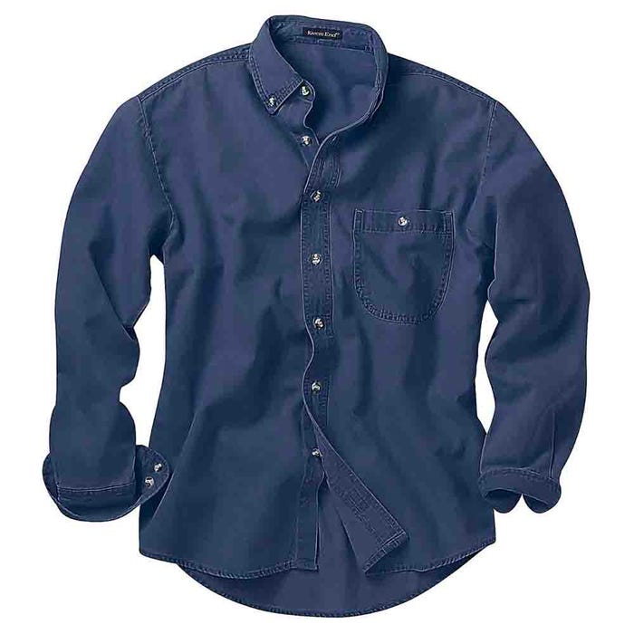 Denim & Twill Shirt