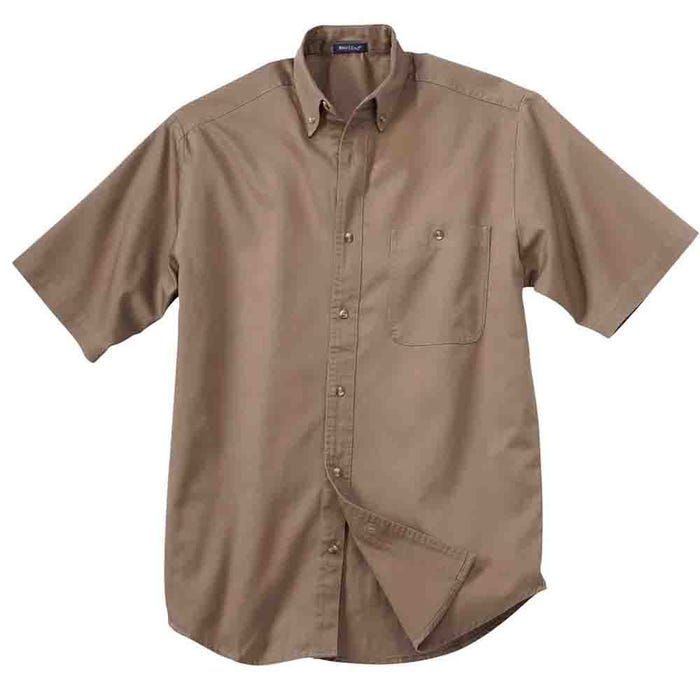 River's End Short Sleeve Twill Shirt