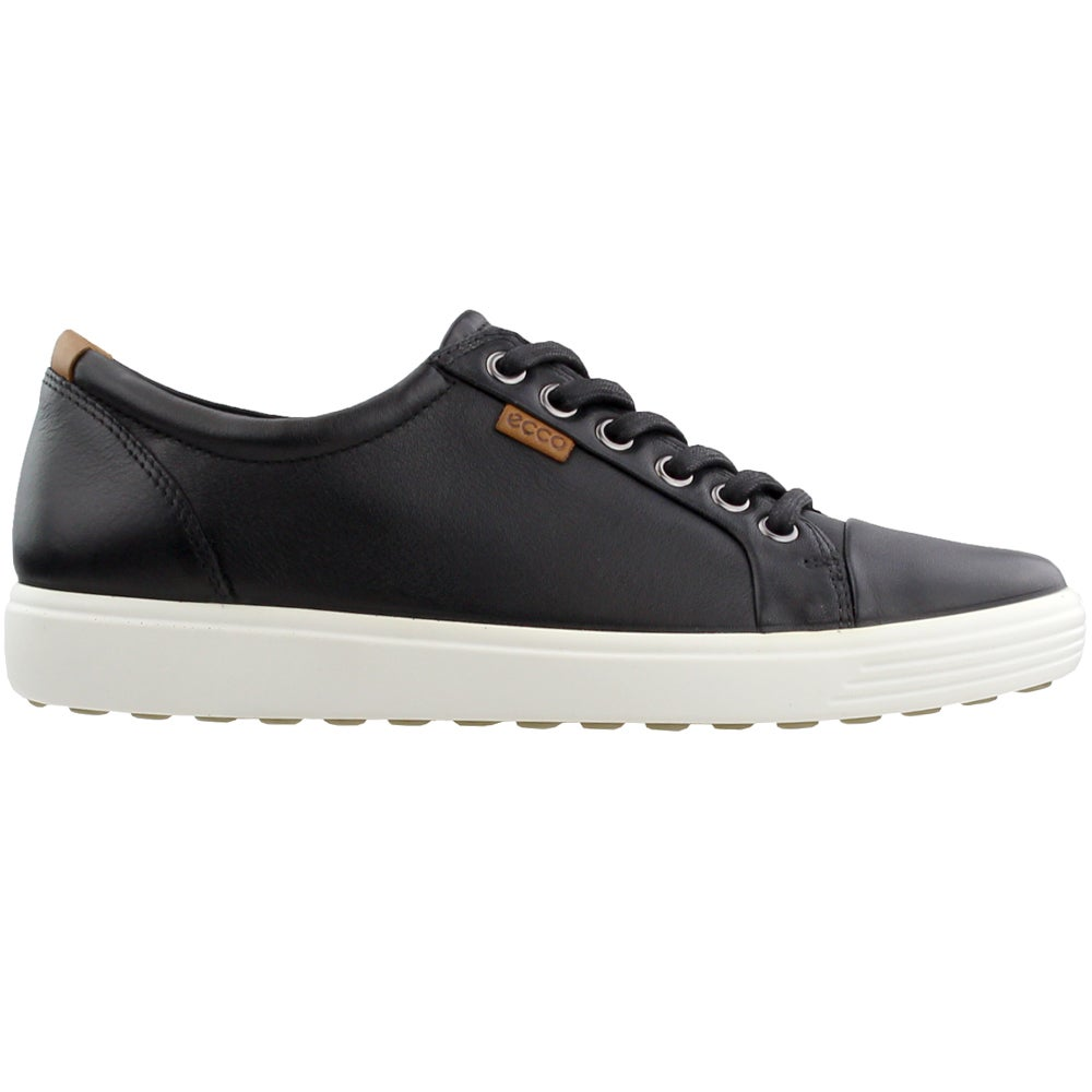 ecco Soft 7 Sneaker Black Womens Sneakers