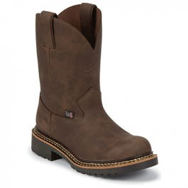 Rugged Bay Gaucho Cow Workboots (Toddler / Youth)