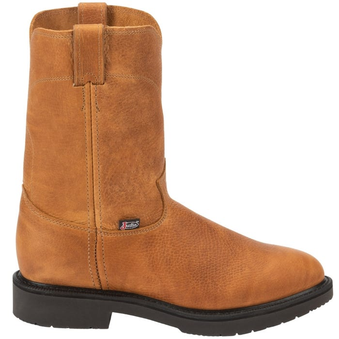 Justin Original Work Copper Caprice 10in Non-Safety Toe
