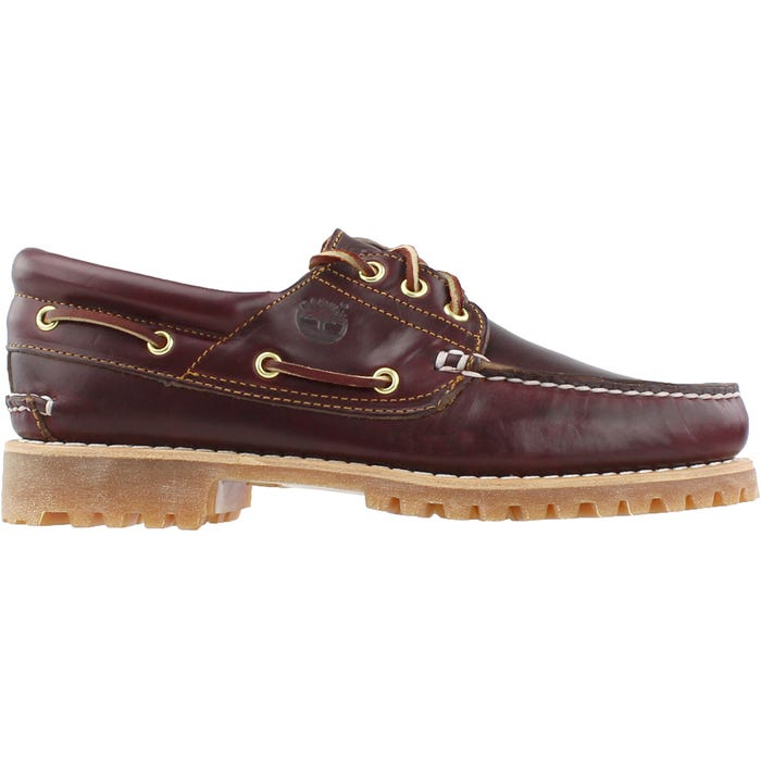 Icon 3-Eye Classic Handsewn Lug Shoes