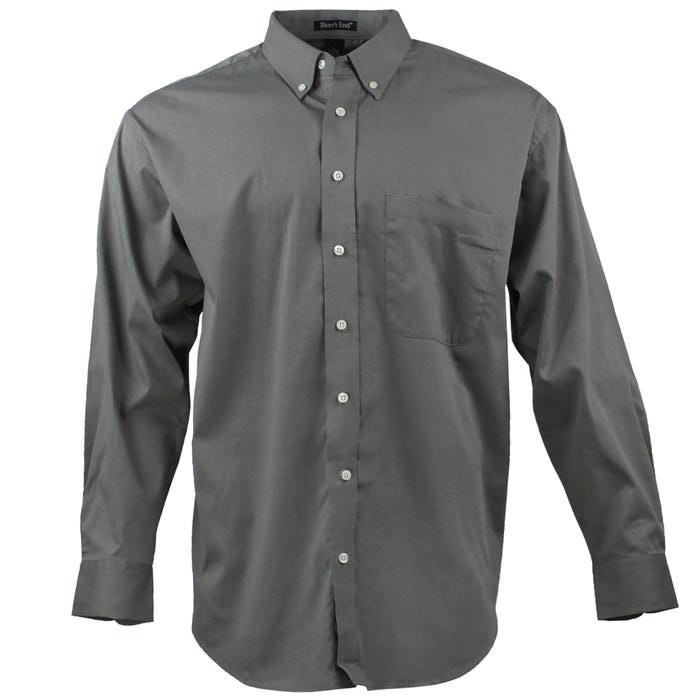 River's End EZCare Pinpoint Shirt
