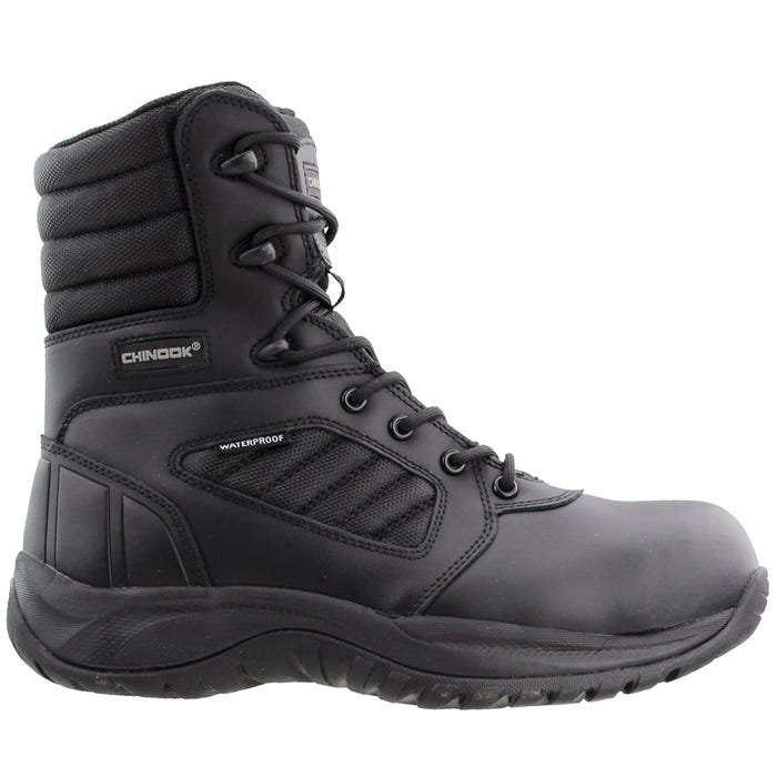 "Chinook Men's Cover 8"" Composite Toe Boots"