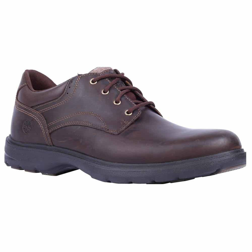 Image of Earthkeepers Richmont Plain Toe Oxfords - Brown - Mens
