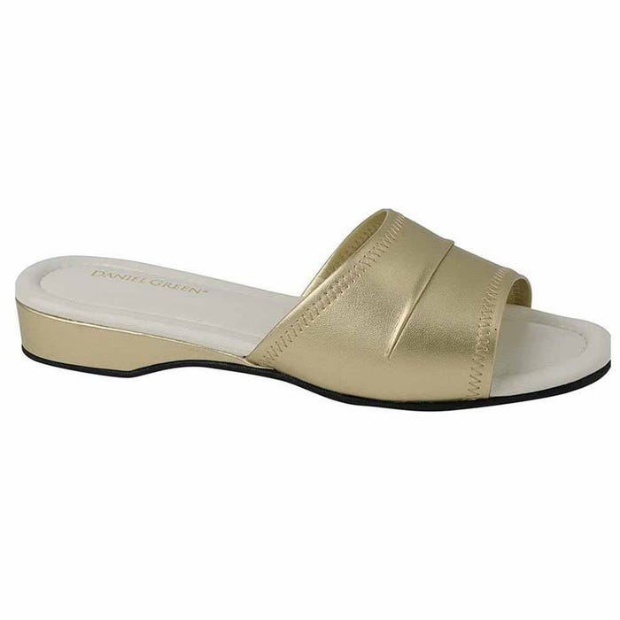 Daniel Green Dormie Gold Casual Shoes And Free Shipping On