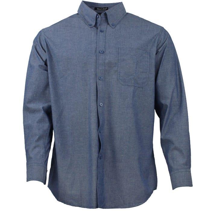 Yarn Dye Chambray Shirt