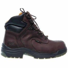 088ddabef96 Timberland Pro TiTAN Trekker Safety Toe Waterproof Black Work Boots ...