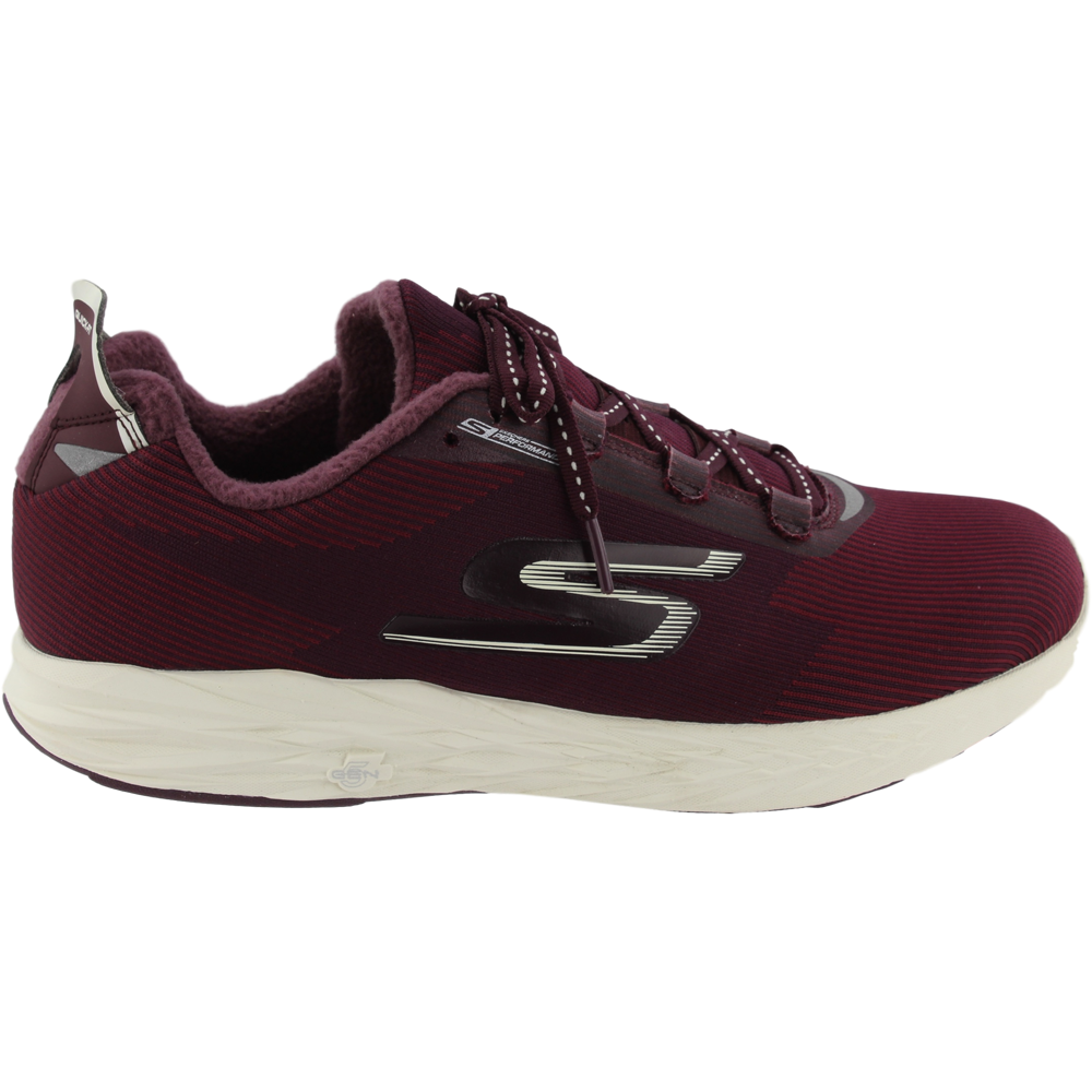 Skechers GO Run 5 Burgundy - Mens  - Size 8