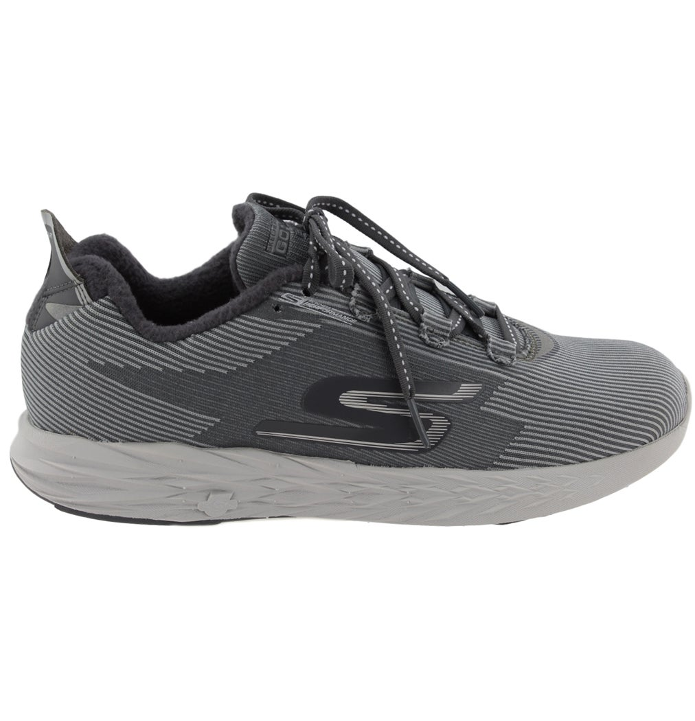 Skechers GO Run 5 Grey - Mens  - Size 12