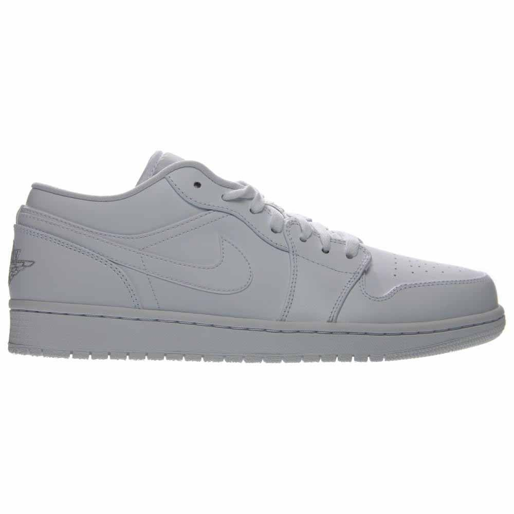 Image of Air 1 Low - White - Mens