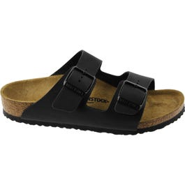 reputable site edbc7 fff92 Birkenstock Birkenstock Arizona Brown Mens Slide Sandals