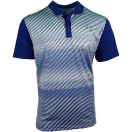 GT Brushstripe Polo Shirt