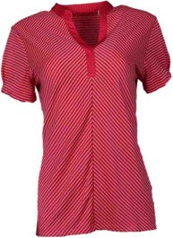 Polka Stripe Golf Top