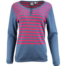 Scoop Neck Golf Sweater