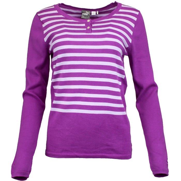 Scoop Neck Golf Sweater