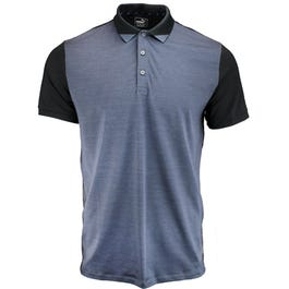 Tailored Rib Golf Polo Shirt