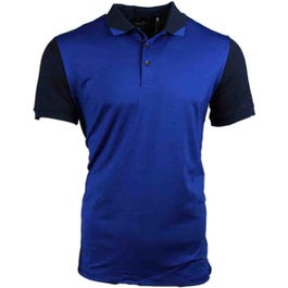 Short Sleeve Tailored Rib Polo