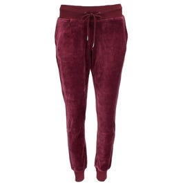 Fenty by Rihanna Velour Fitted Track Pant