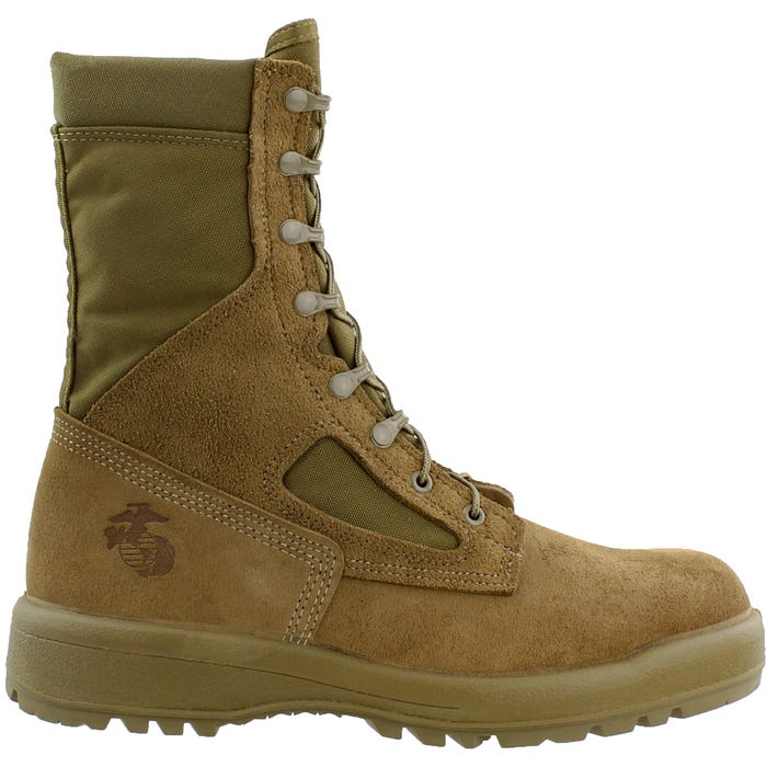 Belleville 590 USMC Hot Weather Combat EGA Boot and free shipping on orders  more than  75 56812d54f2