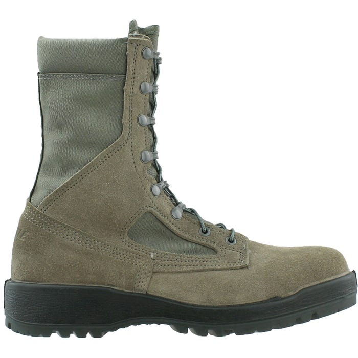 Hot Weather Steel Toe Boot