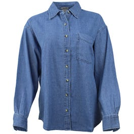 River's End Long Sleeve Denim Shirt