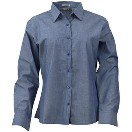 River's End Yarn dye  chambray shirt