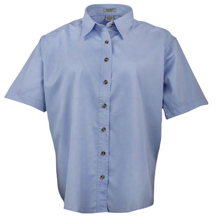 Short Sleeve EZCare Woven Shirt