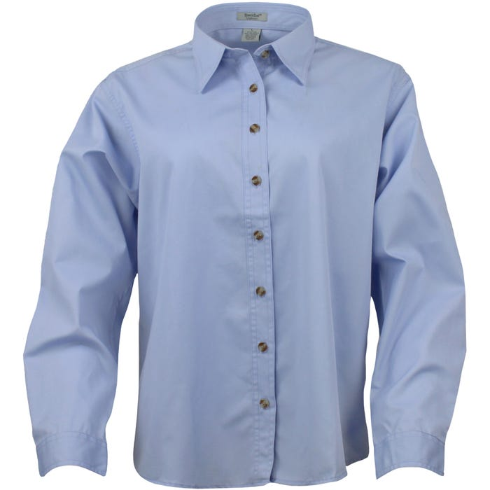 Long Sleeve EZCare Woven Shirt