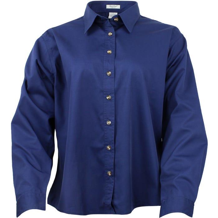 Long Sleeve EZCare Woven Shirt