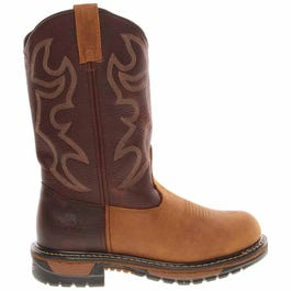 11in Original Ride Branson Roper Protective Toe