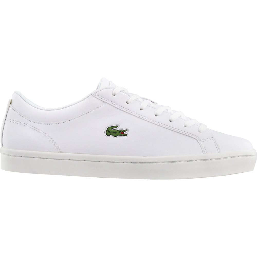 Lacoste Straightset Lace Up Sneakers