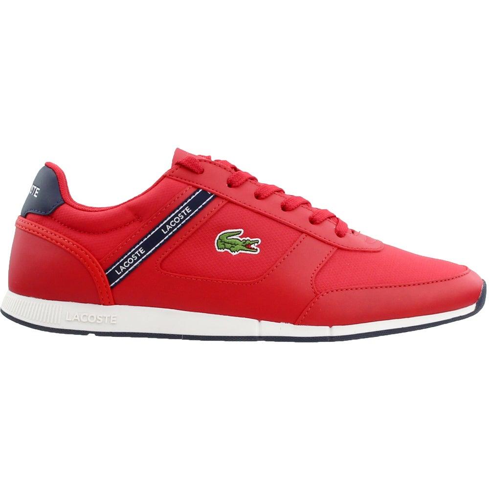 48e6615f9 Lacoste Menerva Sport 119 2 Sneakers - Red - Mens