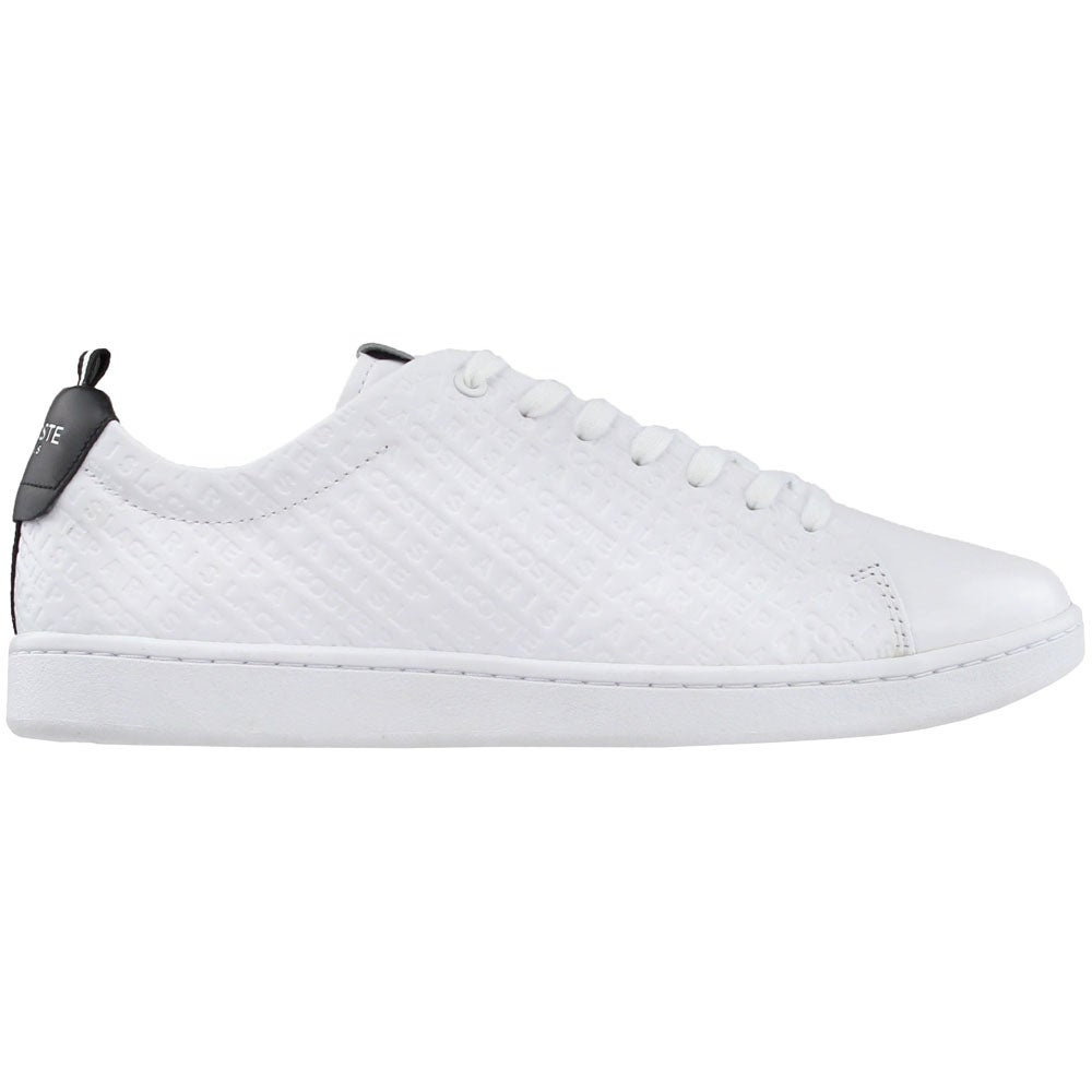 df482a6578f7 Details about Lacoste Carnaby EVO 119 1 U - Paris Sneakers - White - Mens