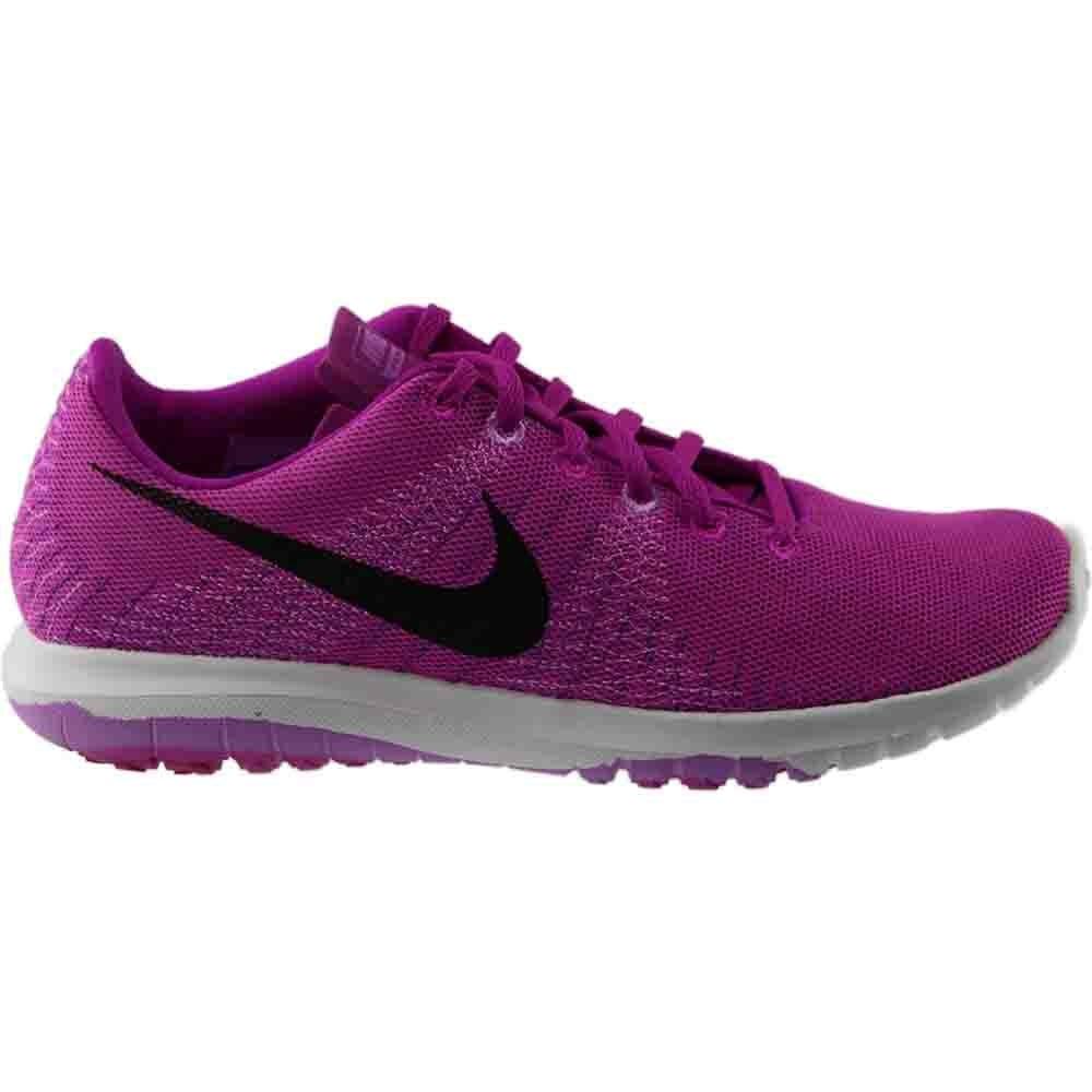 Nike FLEX FURY Pink - Womens  - Size 9