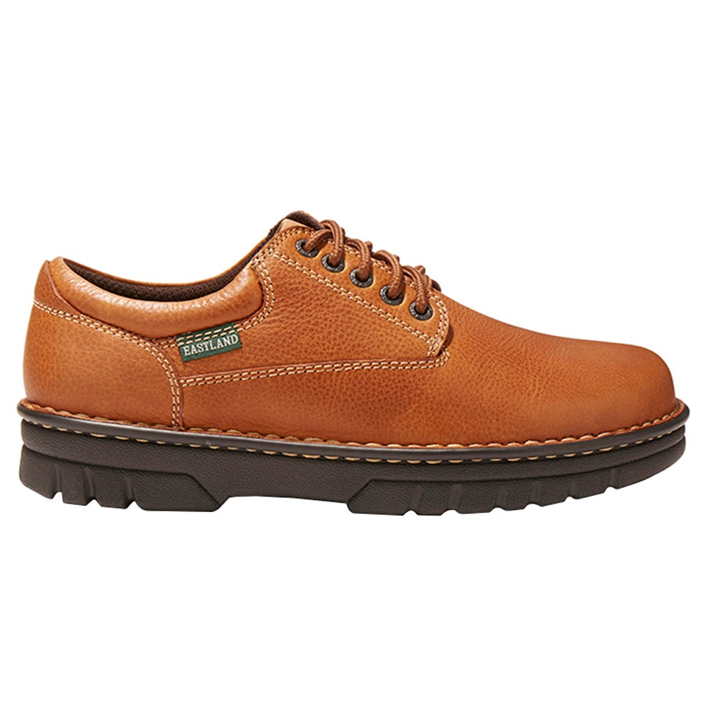 Eastland Plainview Oxfords - Tan - Mens