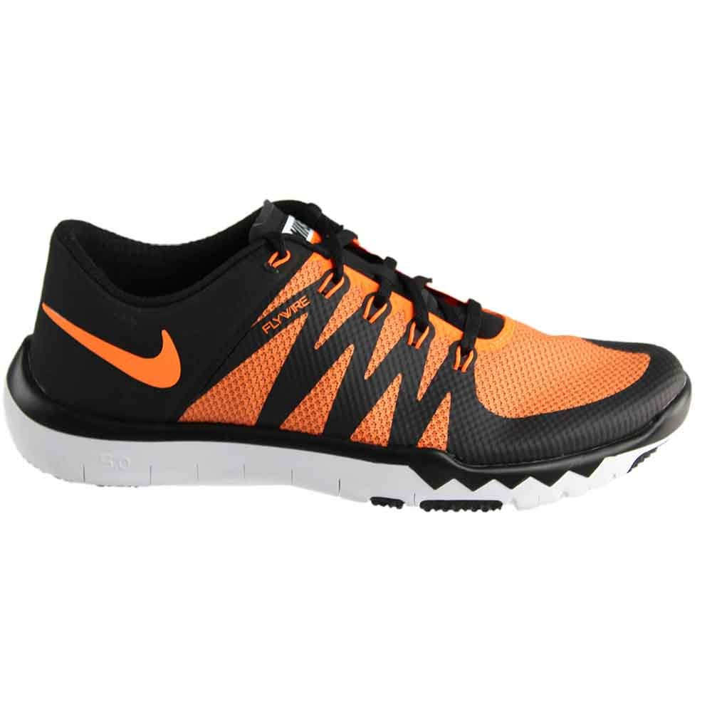 Nike FREE TRAINER 5.0 Orange - Mens  - Size 10.5